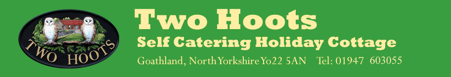 Two Hoots self catering cottage, Goathland